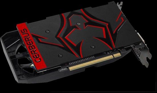 Asus Cerberus GTX1050TI-O4G
