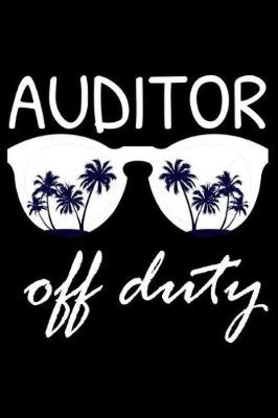Auditor Off Duty