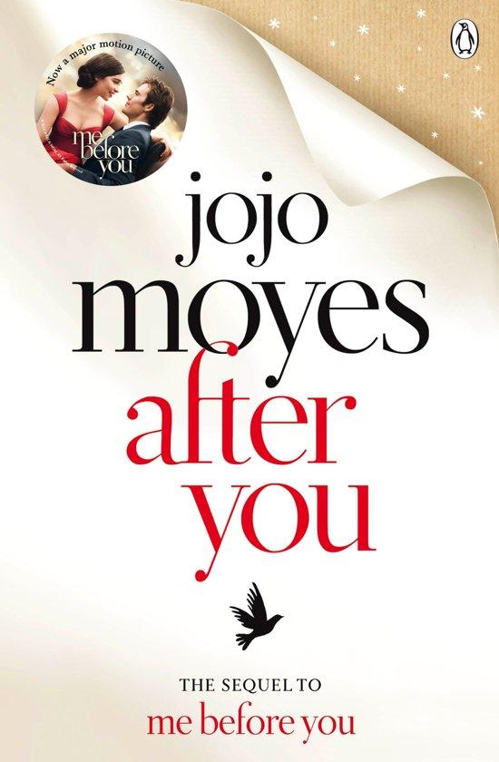 Boekomslag voor After You