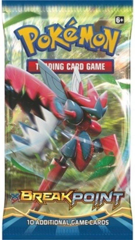 Afbeelding van het spel Pokemon kaarten booster XY9 BREAKpoint