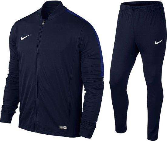 Nike Academy 16 Knit Trainingspak - Senior - Navy - Maat M