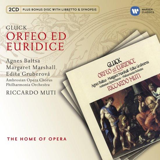 Orfeo Ed Euridice (2Cd+Cdrom)