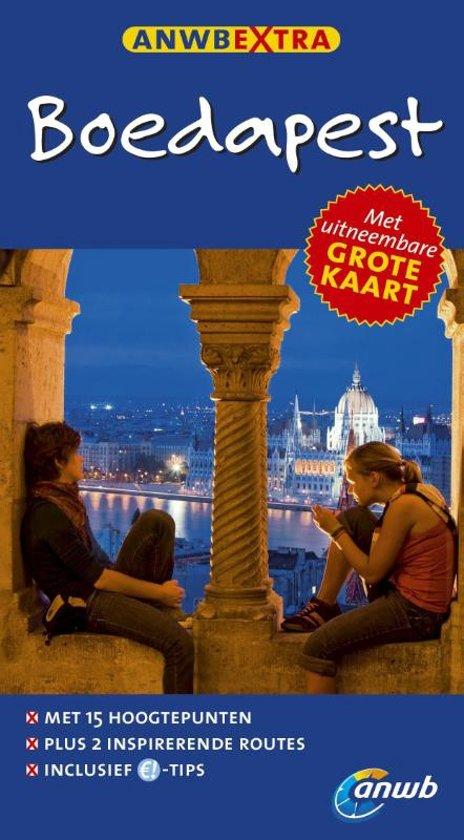 ANWB reisgids Boedapest Hongarije