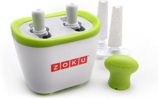 Zoku Quick Popmaker - Duo - Wit/groen