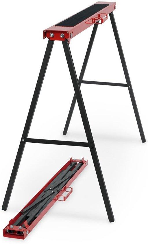 Kreator KRT671001 Schragenset - opvouwbare schraag (2x) - 125 kg/stuk