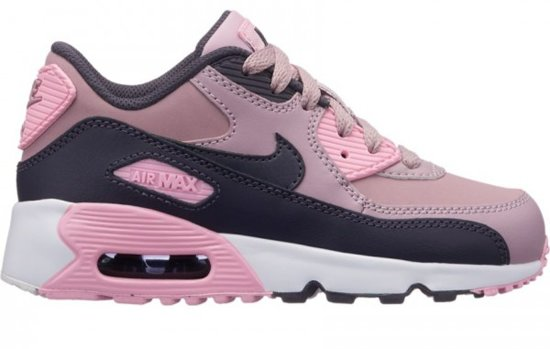 online store 0885f 517dd Nike Air Max 90 Leather PS 833377-602 Roze Paars