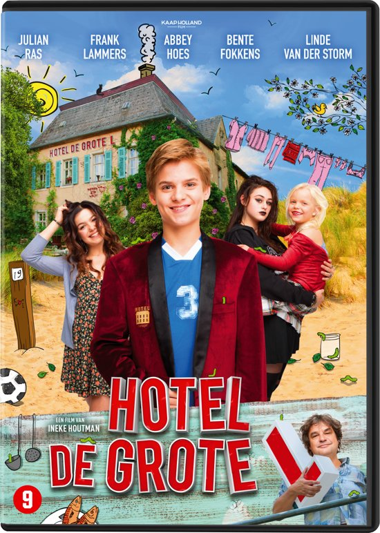 Hotel De Grote L