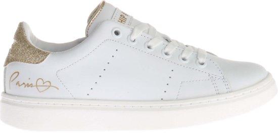 82fc33c4d55 bol.com   HIP H1080 Paris Sneaker Met Gouden Glitters