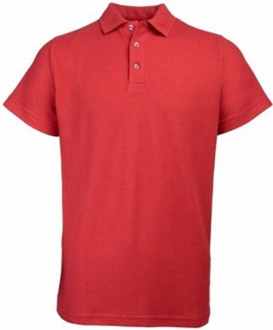 Comfort Wear Dart Polo Red  Per stuk 2XL