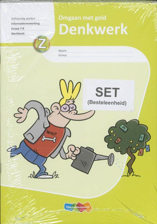 Denkwerk, Omgaan met geld, Werkboek groep 7-8 (set a 5 ex)