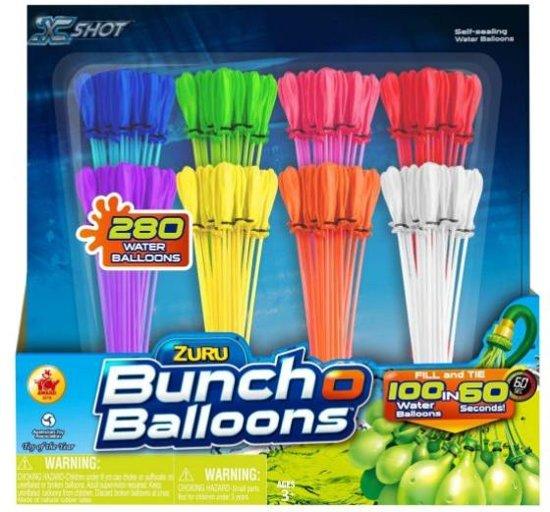 Bunch O Balloons 8-Pack - 280 Waterballonnen