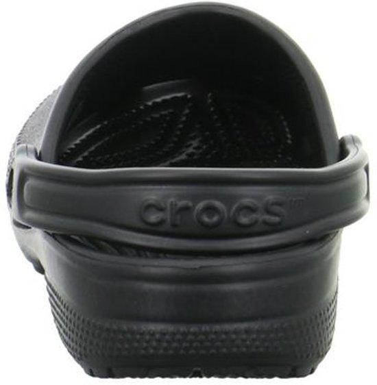 Classic 43 Maat Crocs Zwart 44 Unisex Slippers Rq7A1wA6