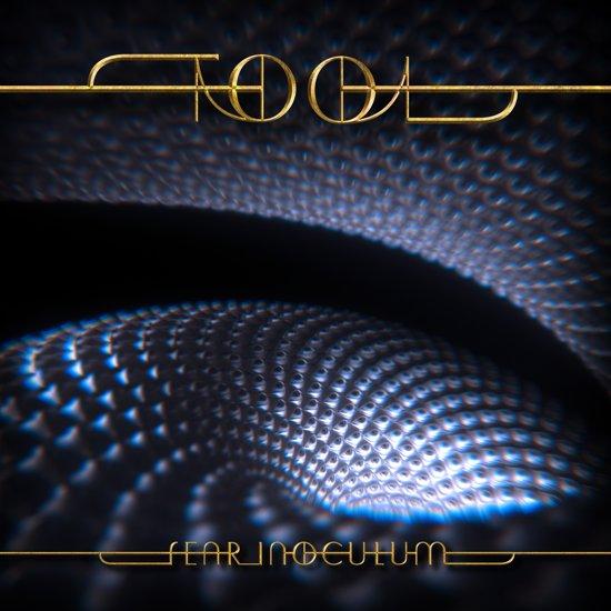 CD cover van Tool - Fear Inoculum van TOOL