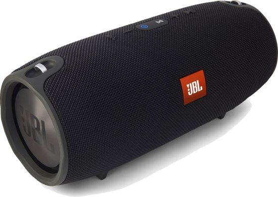 jbl xtreme bluetooth speaker zwart. Black Bedroom Furniture Sets. Home Design Ideas
