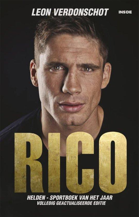 Boek cover Rico van Leon Verdonschot (Paperback)