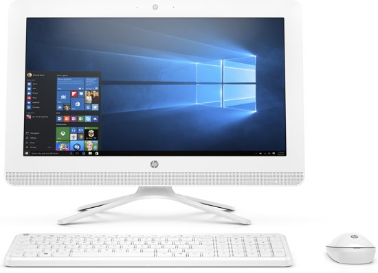 HP 20-c010nd - All-in-One Desktop