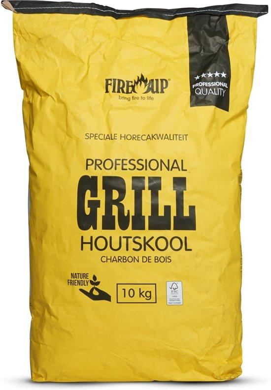 Fire-Up Professional Grill restaurant houtskool 10 kg