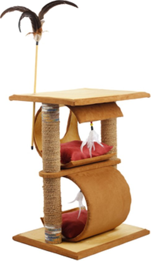 AFP DREAMS CATCHER - ELEN CAT FURNITURE - SAND/BEIGE