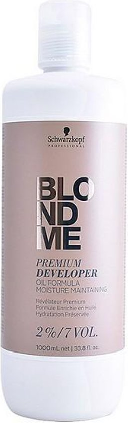 Bolcom Schwarzkopf Blond Me Premium Developer 2 1000ml