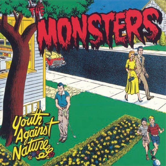 Youth Against Nature (+Cd)