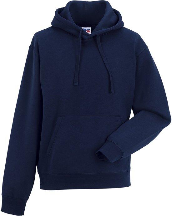Russell Authentic Hoodie voor Heren Blauw XL