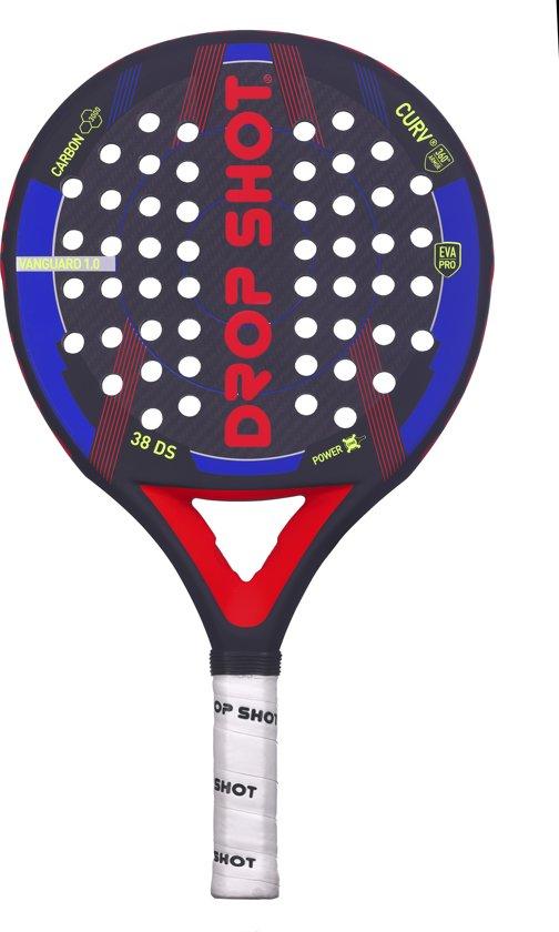 Drop Shot Vanguard 1.0 DS1800016 Tennisracket-Unisex-Paars