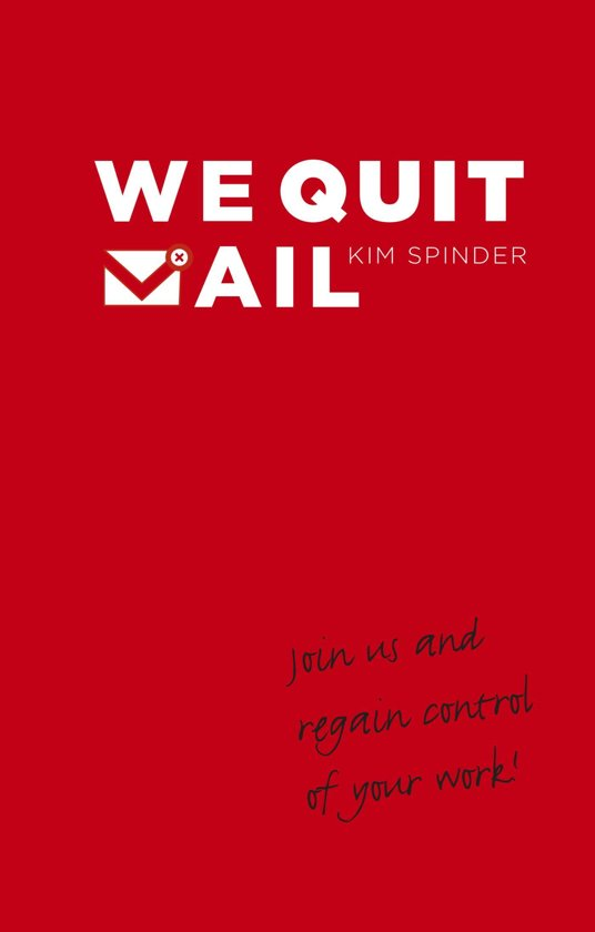 We quit mail E-book
