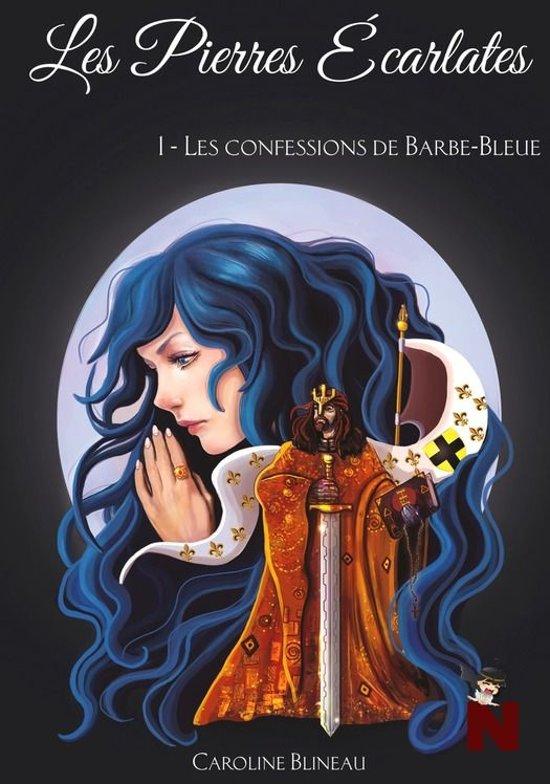 Boek cover Les pierres écarlates van Caroline Blineau (Onbekend)