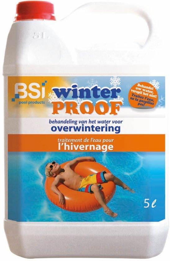 Winterproof 5 L - maak jouw zwembad winterklaar!