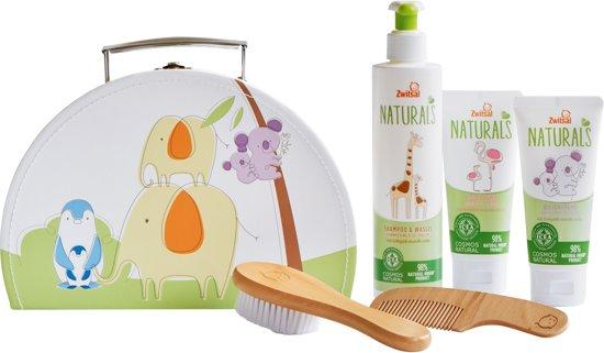 Zwitsal Geschenkset Naturals Reiskoffertje