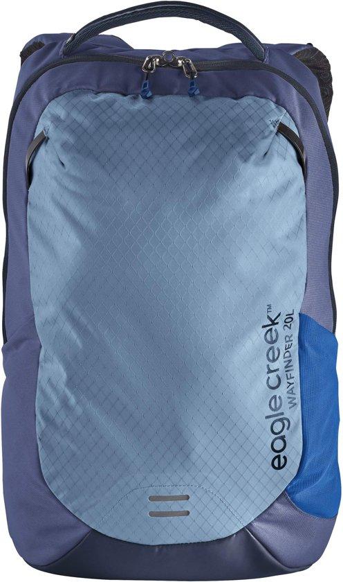 Wayfinder Backpack 20 L Backpack (reis) / sportieve rugzak blauw 21.5 L