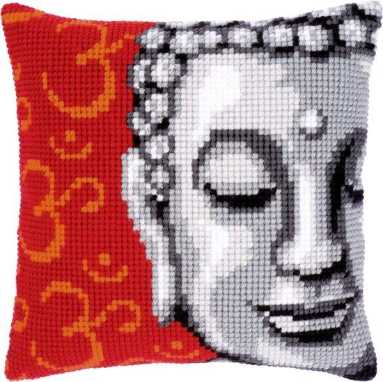 Kussen Boeddha