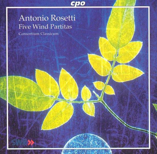 Five Wind Partitas (Wallerstein Hof