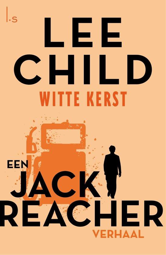 Boekomslag voor Jack Reacher 10 - Witte kerst