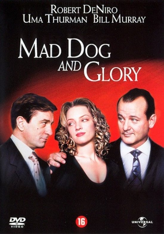 Cover van de film 'Mad Dog & Glory'