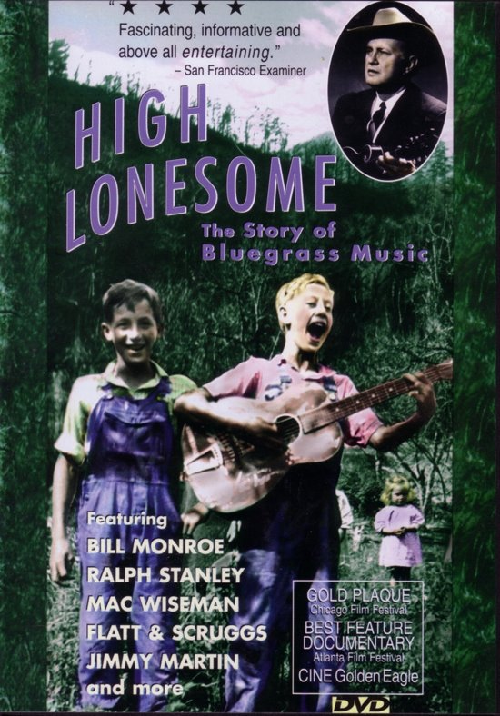 Cover van de film 'Story Of Bluegrass'