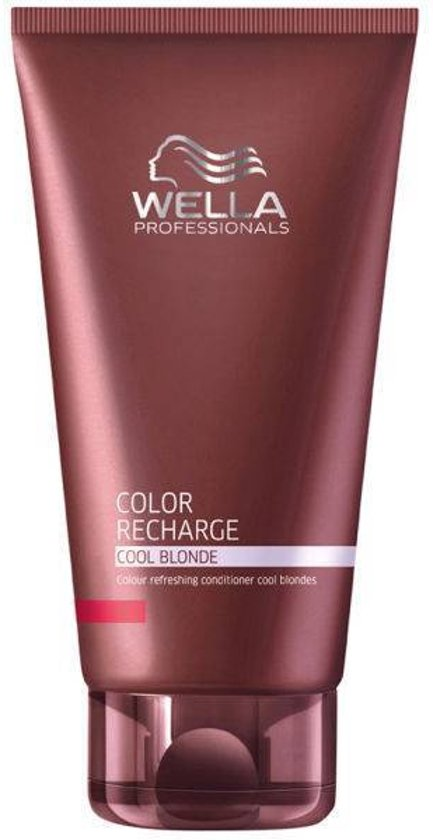 Wella Professionals Crèmespoeling Color Recharge Cool Blonde Conditioner 200ml