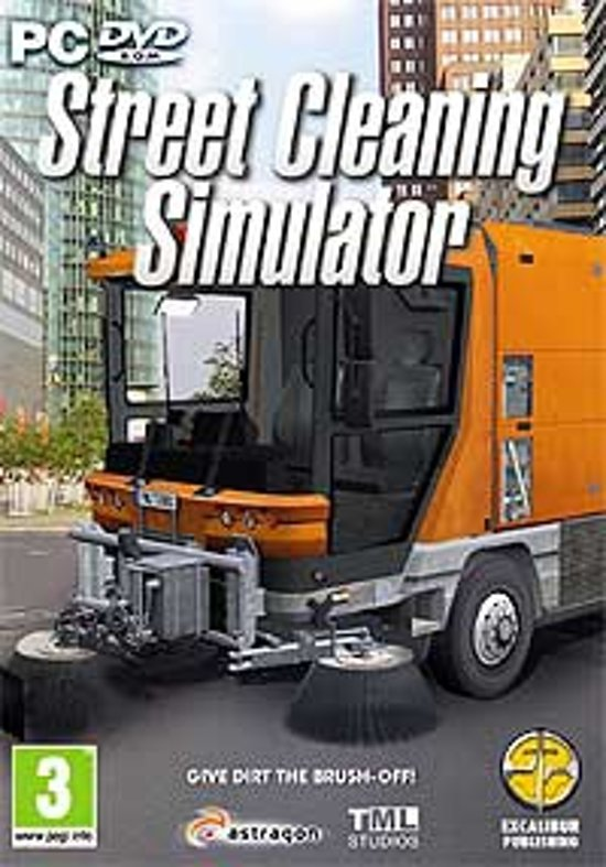 Street Cleaning Simulator - Windows