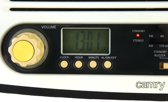 Camry CR 1126 - Retro radio