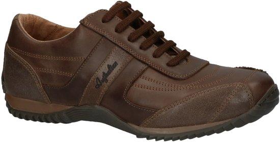 1732827035f Australian - Owen - Casual schoen veter - Heren - Maat 39 - Bruin;Bruine