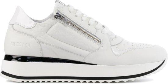 Red Rag Sneakers Dames (Wit) om te zoenen