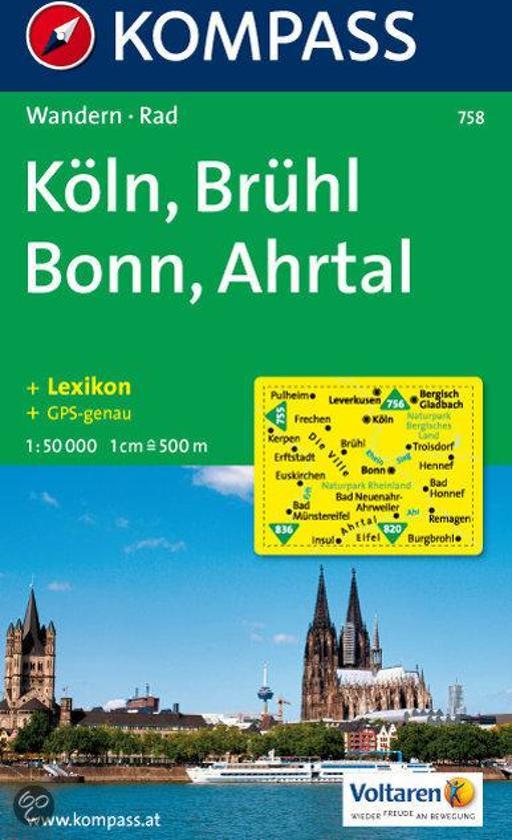 Köln, Brühl, Bonn, Ahrtal WK758