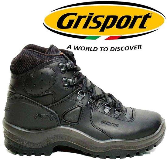 Zwart Unisex Grisport Grisport Sherpa Sherpa Wandelschoenen Wandelschoenen XqY7OwT