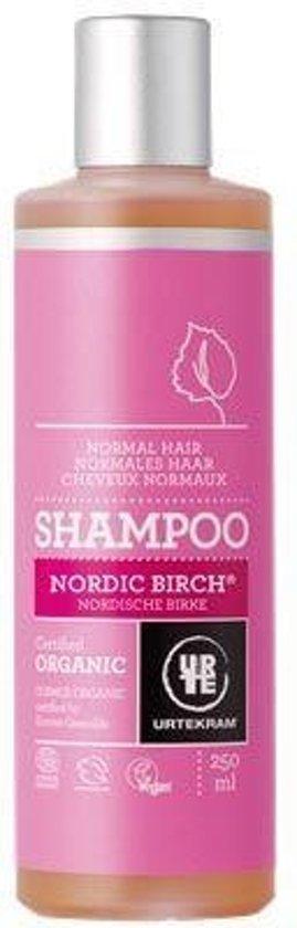 Urtekram Shampoo Nordic birch normaal haar 250 ml