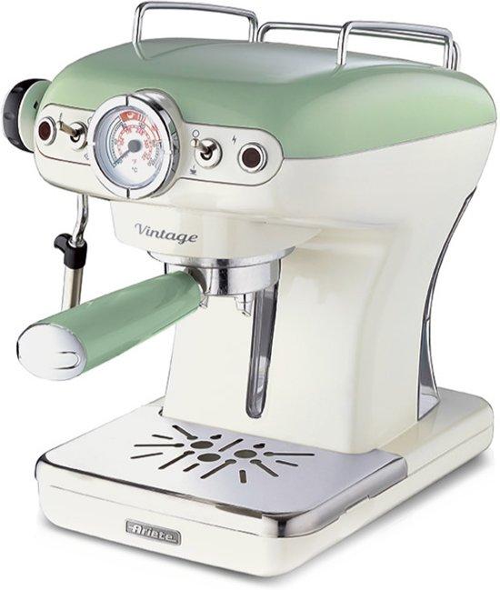 Ariete Espressomachine Vintage \ Groen