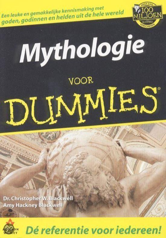 Voor Dummies - Mythologie voor Dummies