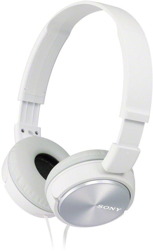 Sony MDR-ZX310AP - On-ear koptelefoon - Wit in Sugny