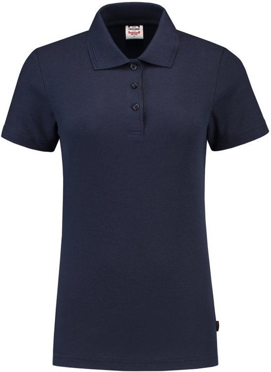 Tricorp  Poloshirt Slim Fit Dames 201006 Ink - Maat XS