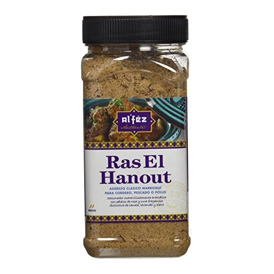 Ras El Hanout kruiden 300 gr