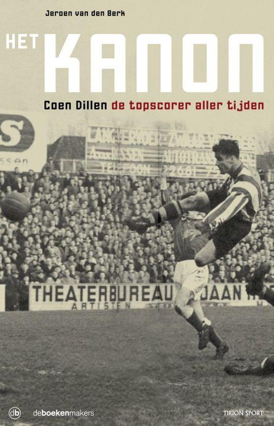 Cover van het boek 'Het Kanon'